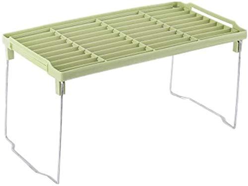 BBGSFDC Set de almacenamiento de baño sin taladros para ducha, estante de ducha, estante de ducha, estante de baño, toallero, organizador de ducha, organizador independiente verde (color: verde)
