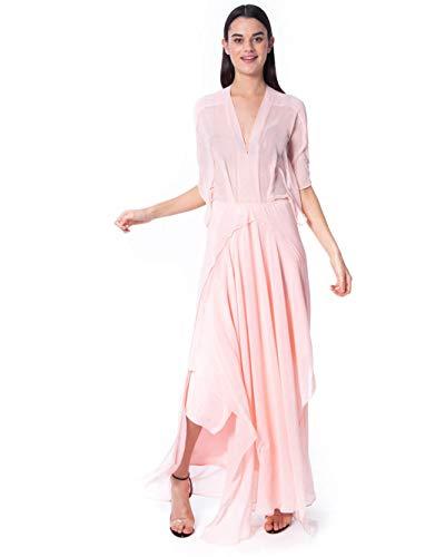 Silvian Heach dames jurk Velato Chouab lang