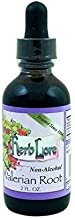 Liquid Valerian Root - Natural Sleep Aid & Anxiety Relief for Kids - Valerian Drops for Relaxation - Non Alcohol - 2 Ounces - Herb Lore