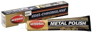 comprar comparacion Autosol Cromo Pulido Metal & Alu Limpiador, 75ml/100gm