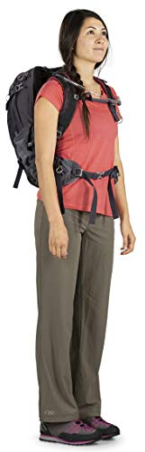 Osprey Mira 22 Women's Hiking Hydration Backpack , Celestial Charcoal