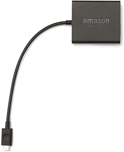 Adaptador de Ethernet da Amazon para Fire TV