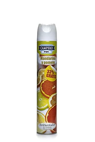 Campero Origins - Ambientador Mandarina Pomelo en aerosol - Ambientador 400ml