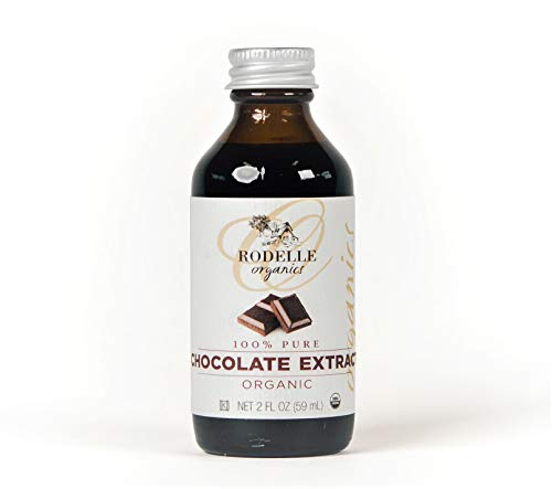 Rodelle Organics Pure Chocolate Extract, 2 Oz