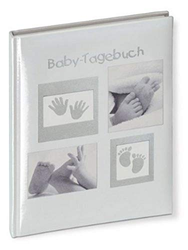 Walther design TB-172 Baby-Tagebuch Little Foot