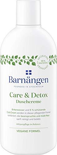 Barnängen Duschcreme Care & Detox, 5er Pack (5 x 250 ml)