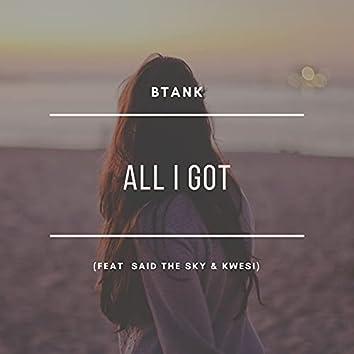 All i got