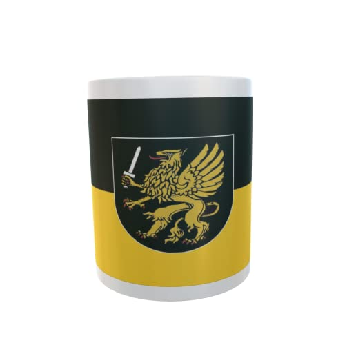 U24 Tasse Kaffeebecher Mug Cup Flagge Schramberg