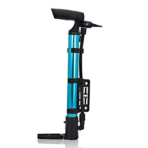 Patabit Gonfiatore Bici | Pompa per Bicicletta Portatile | Accessori Bicicletta MTB | Mini Pompa per Bicicletta, Pallone, Materasso Gonfiabile per Tutti i Tipi di Valvola