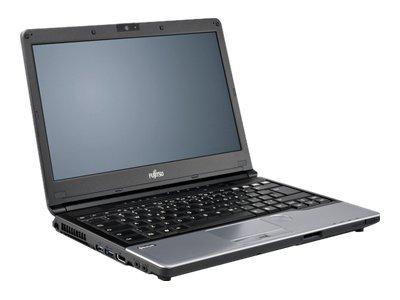Fujitsu LIFEBOOK S792 - Ordenador portátil (Negro, Gris, Concha, 2,5 GHz, Intel Core i5, i5-3210M, 4 GB)