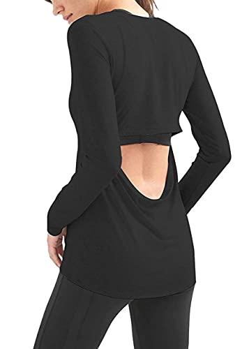 Mippo Open Back Shirts