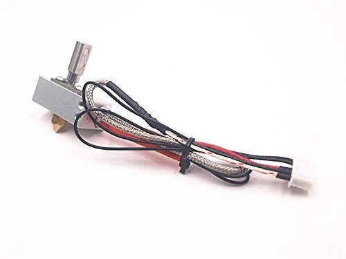 HUANRUOBAIHUO 1set for Parte Calda Zortrax M200 V2 con Cartuccia riscaldatore + termocoppia sensore UGELLO V2 hotend V2 Kit estrusione 3D Accessori Estrusori stampanti
