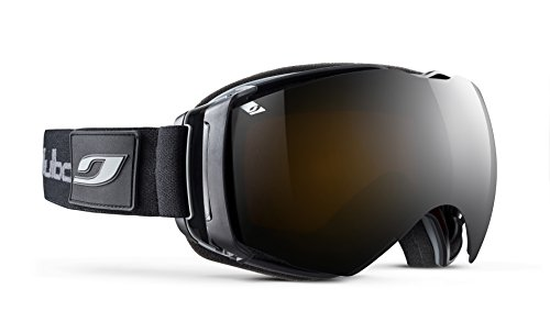 Julbo Airflux Masque de Ski Homme, Noir, Taille XL