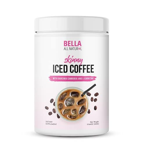 Bella All Natural Skinny Iced Coffee (Fat Burning Coffee) - 500 Grams