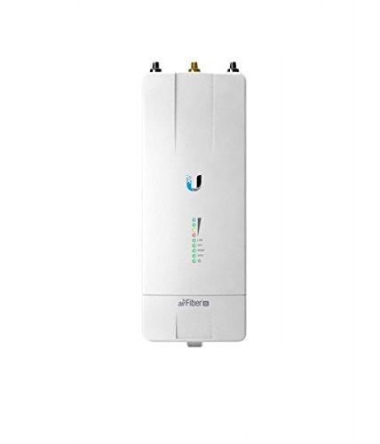 Ubiquiti Networks airFiber 500Mbit/s White WLAN access point - WLAN Access Points (500 Mbit/s, 5.1-5.9, DFS, FCC, CE EN 302502 v1.2.1, EN 301 893 v1.7.1, 128-bit AES, RP-SMA, White)