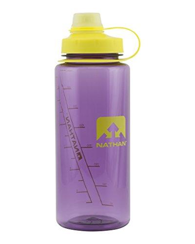 Nathan Little Shot Trinkflasche, Violett, 0.75