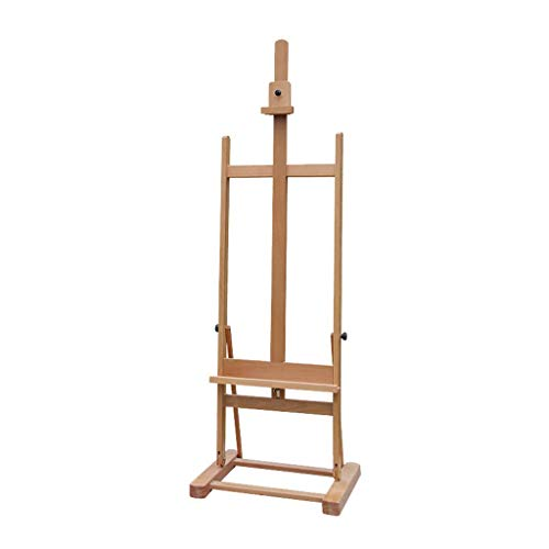 Easel Beuken, kleine staande vloer verticaal, massief hout schetsen Display standaard, 172~240 Cm Lifting