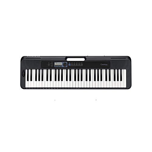 yankai 61 Tastatur Klaviersatz Tragbare Tastatur, 48 Polyphonie, 400 Eingebaute Töne, 77 Eingebaute Rhythmen, Erwachsene, Profis, Kinder, Anfänger