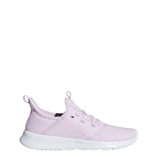 adidas Cloudfoam Pure, Zapatillas de Atletismo Mujer, Aero Rosado Aero Rosado FTWR Blanco, 45 1/3 EU