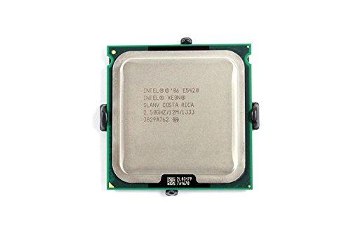 Intel Xeon E5420 2.5GHz 12MB L2 - Procesador (Intel Xeon, 2,5 GHz, LGA 771 (Socket J), Servidor/estación de Trabajo, 45 NM, E5420)