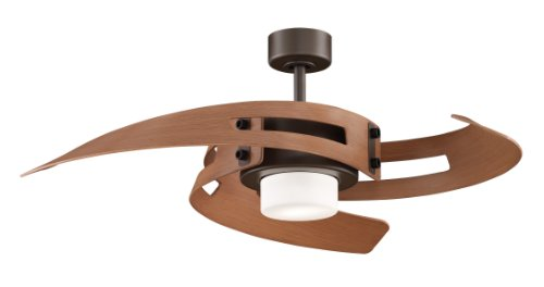 Fanimation Avaston - 52 inch - Oil-Rubbed Bronze with Light Kit and Remote  - FP6210OB
