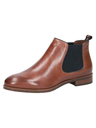 CAPRICE Damen Chelsea Boot 9-9-25327-25 387 G-Weite Größe: 40 EU