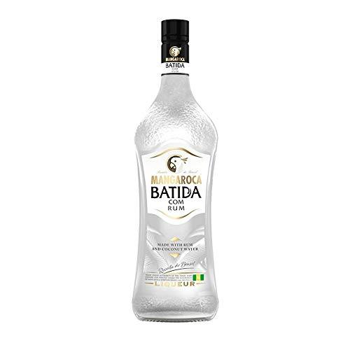 Mangaroco Mangaroca BATIDA com Rum 21% Vol. 0,7l - 3 Paquetes de 700ml - Total: 2100 ml