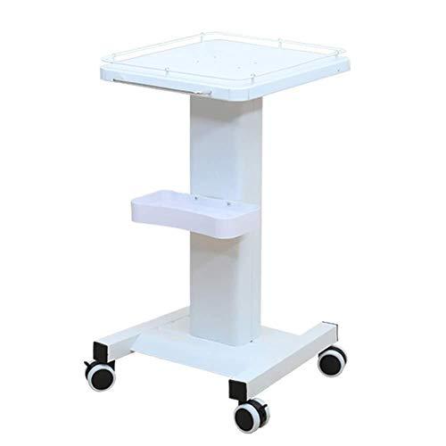 LY witte roluitrusting winkelmandje, desktop beauty instrument winkelmandje/Small Bubble Cart Rack, Beauty Salon mobiele gereedschapswagen voor spa kleine bubble Bracket