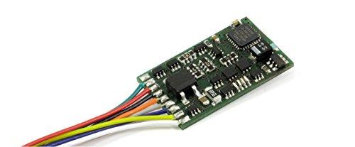 Lenz 10231-02 Lokdecoder Standard+ V2, 1,0A, mit Stecker NEM 652