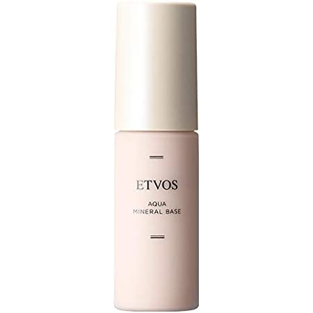 ETVOS(エトヴォス) リキッド化粧下地 アクアミネラルベース SPF11/PA++ 30ml マット 石鹸オフ くすみ 保湿