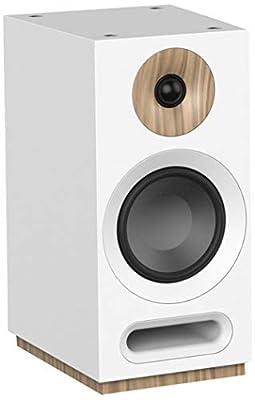 Jamo S 803 160W White Speaker with Wire, 160 W, 57-26000 Hz, 8 Ohm, White by Jamo