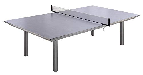 Cheapest Price! White Line Imports Tennis Game Table in Dark Gray