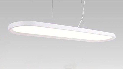 GTB LED home Mode ultra dünn, Oval Wohnzimmer Esszimmer Ideen fliegende Untertasse-Stil Kronleuchter