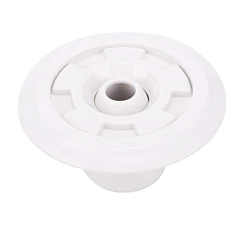 TOPINCN Zubehör für Schwimmbaddüsen Kunststoff-Massagedüsen-Sprinkler-Wasserauslass Inline-Design-SPAs Hot Springs-Pools MEHRWEG VERPACKUNG