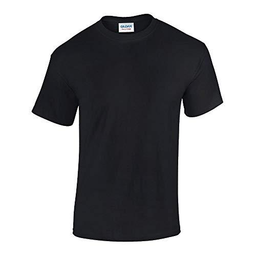 Gildan Heavy Cotton T-Shirt '5000'/Black, XL