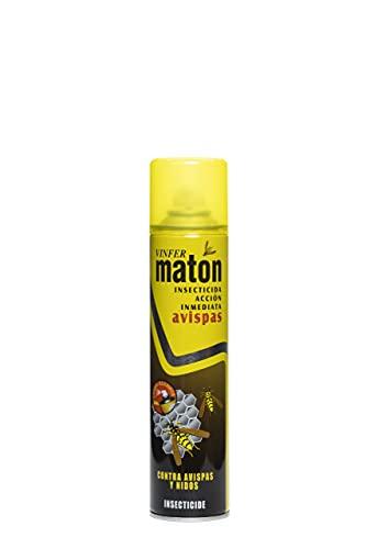 Vinfermatón - Insecticida Matón Avispas y Nidos a distancia - 400ml