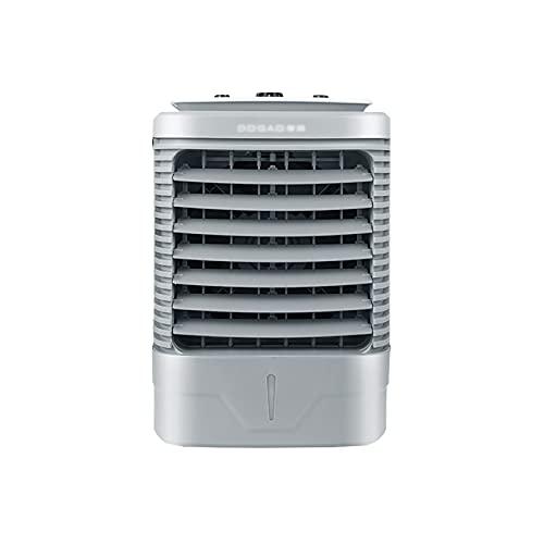 QINGZHUO Enfriador De Aire,Ventilador Y Humidificador De Enfriamiento De Aire Multifunción,purificador,refrigeración De Amplio Rango De 120 °,Aire Acondicionado Móvil para El Hogar U Oficina.