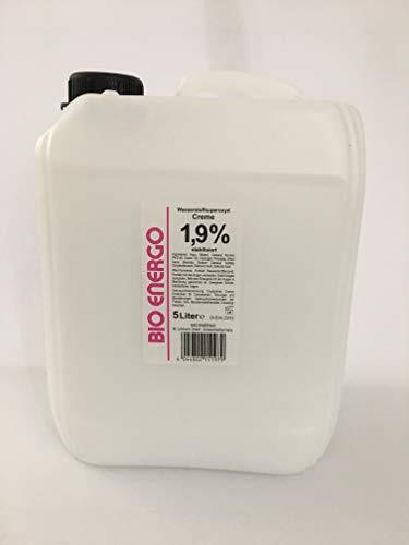 Bio Energo Creme Oxydant - 5 Liter - 1,9%