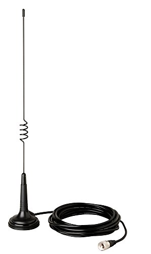 Cobra HG A1000 18.5 inch Magnetic Mount CB Antenna – Heavy Duty Magnet, For use in Cars, SUVS...