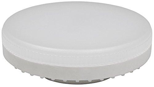 McShine - LED Strahler Leuchtmittel | LS-653 | 6W, 580 lm, GX53, 120°, neutralweiß | für Deckenlauchten, Einbauleuchten, Bodenleuchten, etc.