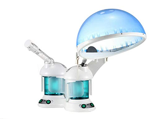 Hair Care 2 In 1 Ionic Ozone Facial And Hair Steamer Home Use Beauty Instrument Elitzia ETKD2328a