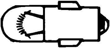 Hella 8gp 002 066 121 Glühlampe J Standard 12v 2w Schachtel Menge 10 Auto