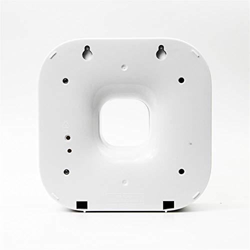 Difusor de aroma humidificador ultrasónico de escritorio de montaje en pared Pequeño silencioso intervalo La definición LCD de pantalla digital Oficina de bajo consumo de energía Habitación Sala 1 Pie