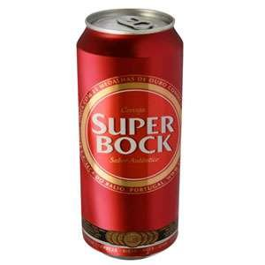 Unicer - Super Bock Lata 50Cl X12