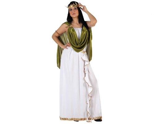 Atosa 5759 - Costume imperatrice Romana Donna, Taglia: 38 - 40