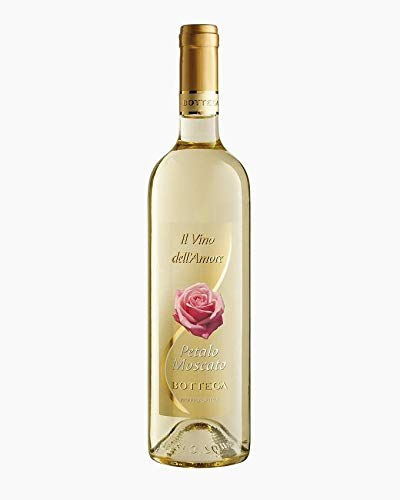 bottega petalo vino moscato trevenezie igt 75 cl
