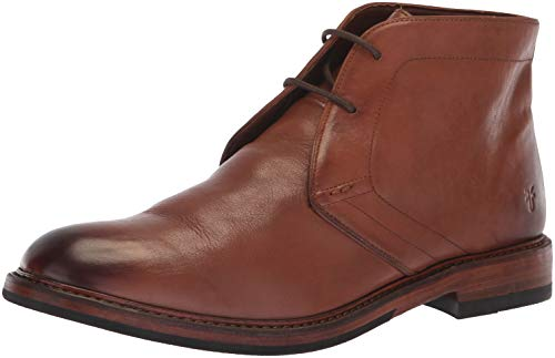 FRYE Men's Murray Chukka Boot, cognac, 11 M M US