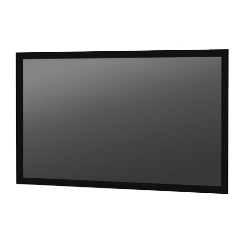 Da-Lite Parallax 0.8 Fixed Frame Projector Screen 28856V - 133 inch Diagonal (52x122) - [2.35:1] - 0.8 Gain
