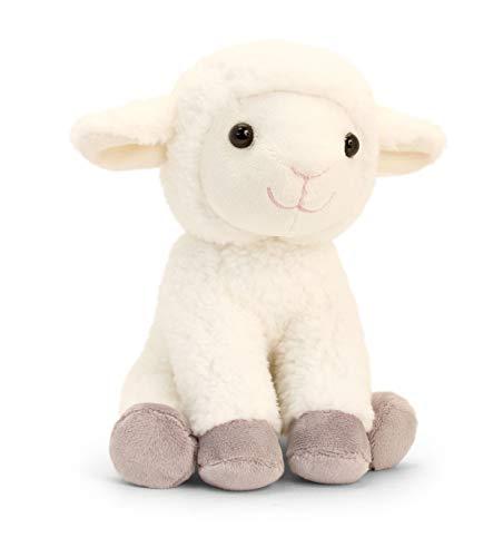 Lashuma Plüschtier Schaf, Lamm aus Plüsch, Keel...