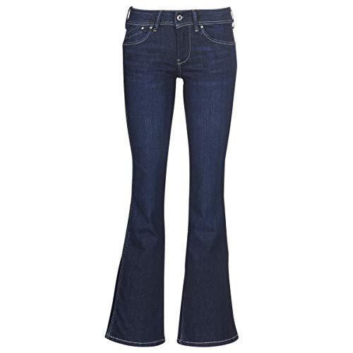 Pepe Jeans Pimlico Jeans Donne Blu / ba7 - IT 42 (US 28/32) - Jeans Bootcut